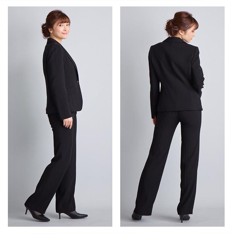ブラックフォーマルアンサンブル(喪服 礼服)商品画像16