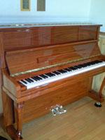 東洋ピアノV116W