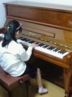 東洋ピアノ ヴィエルジェV-116W