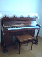 東洋ピアノ クリストフォリ RU-121W