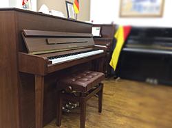 ドイツ ザイラーピアノ 名古屋