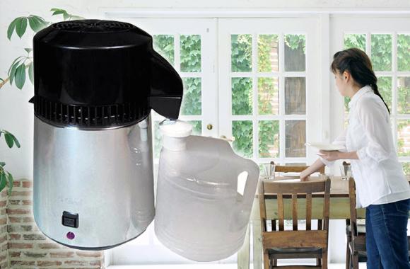 蒸留水器 ディディミ