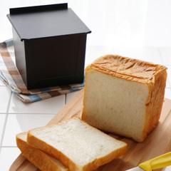 黒い 食パン型