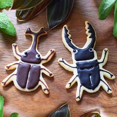 虫 クッキー抜き型