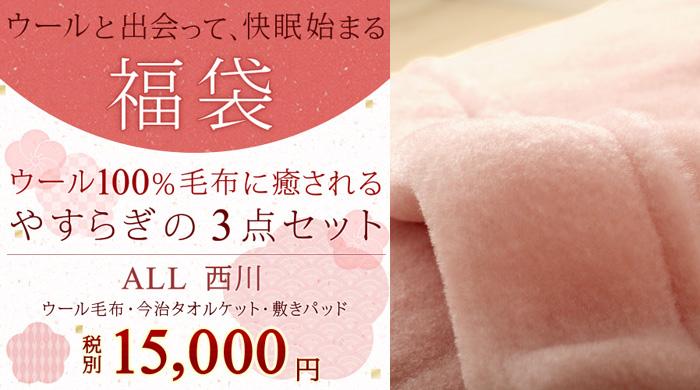 毛布 アクリル合わせ シングル 46348