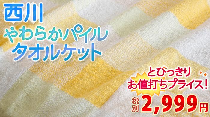 毛布 タオルケット シングル 3258