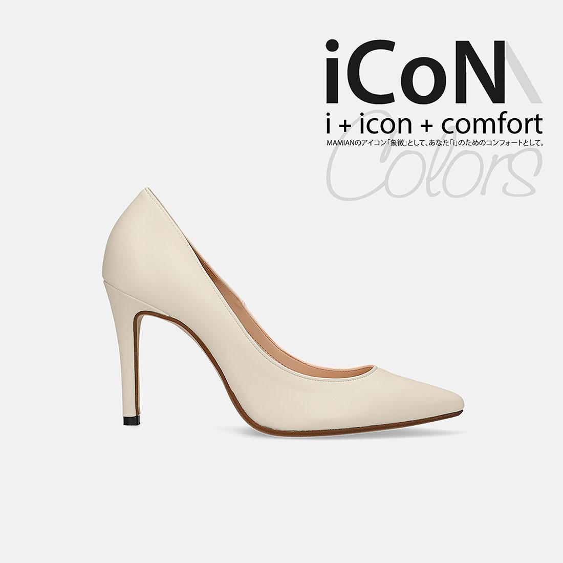 【iCoN】Colors 90P:アイボリースムース(C9043)