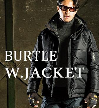 バートル BURTLE 防寒ジャケット 7510
