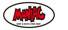 maniac(マニアック):サーフ系完全プロショップ!自信の持てる商品のみを販売で安心の買い物を!
