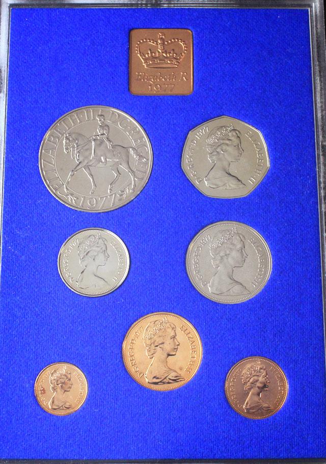 世界のコイン セット
