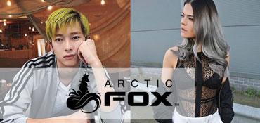 Arctic Fox アークティック フォックス ヘアカラー