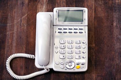 中古ビジネスフォンNTT製BX2