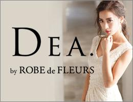 DEA. by ROBE de FLEURS