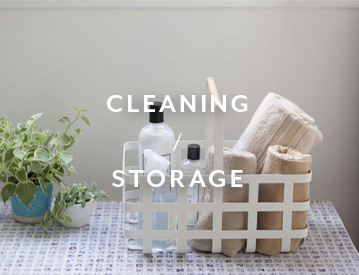 Cleaning / Storage