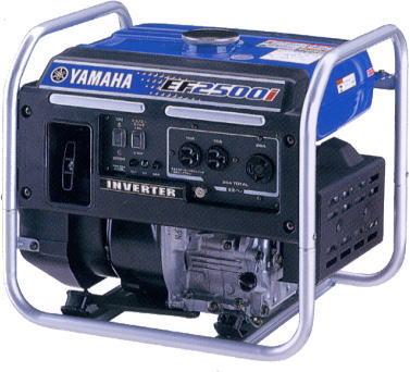 ヤマハ発電機 EF2500i