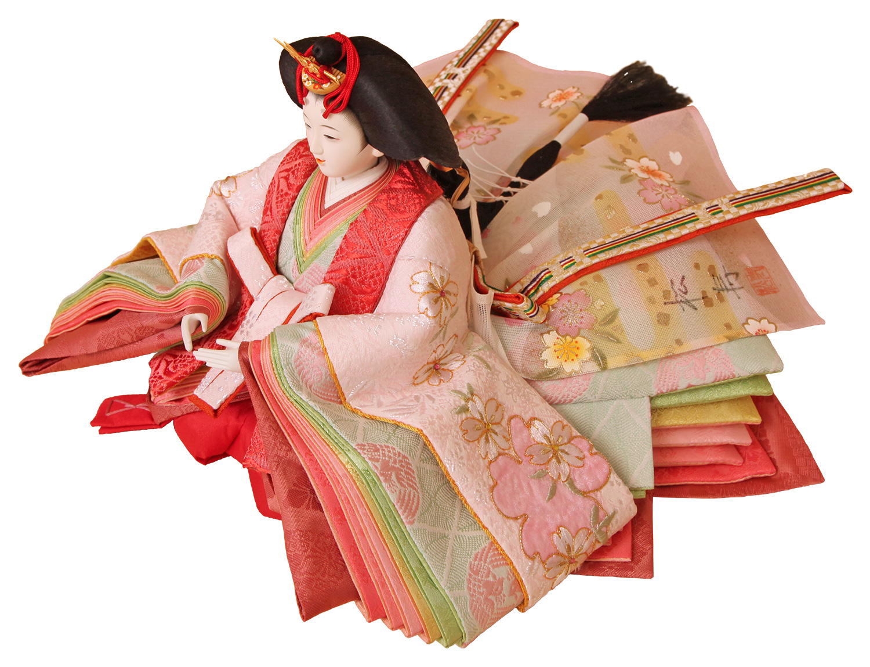 松寿の雛人形の美しさ