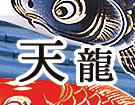 鯉のぼり天龍