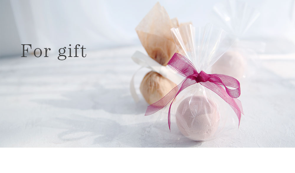 贈り物にもぴったり!色や香りに想いを託して手作りのプレゼントを贈ろう。