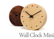 Wall Clock Mini