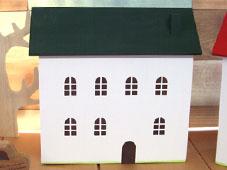 グリーン屋根の小物入れ(大・特別サイズ)