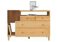 木製サイドボード