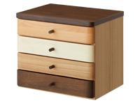 木材のコントラスト