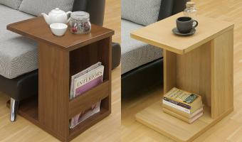 スニー サイドテーブルの設置例1