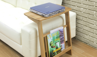 スニー サイドテーブルの設置例2