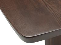 商品説明画像(MKV-2112BT:舟形高級会議テーブル)