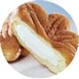 チーズクリームもみじ