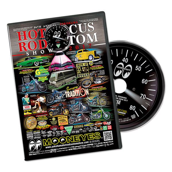 HOT ROD CUSTOM SHOW 2015 DVD