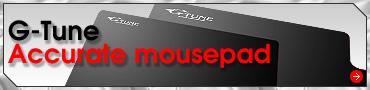 G-Tune オリジナルマウスパッド