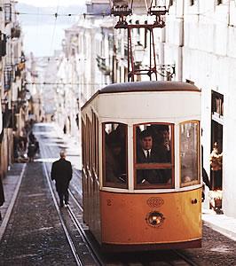 リスボンの路面電車