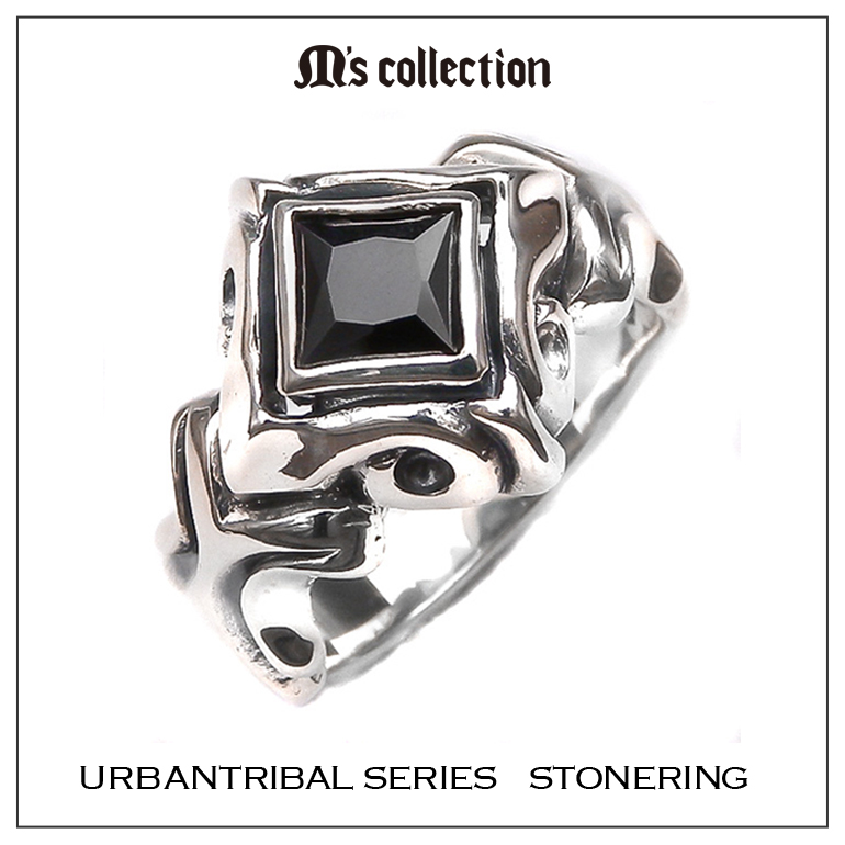 M's collection エムズコレクション アーバントライバルシリーズ リング メンズ シルバーアクセサリー XR-002