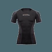 SIXPAD Training Suit(シックスパッドトレーニングスーツ)Short Sleeve Top(ショートスリーブトップ)