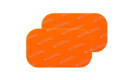ベタつかず、粘着性に優れたSIXPAD専用高電導ジェルシート Gel Sheet(ジェルシート)