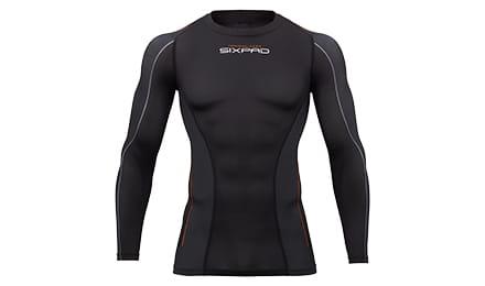 大胸筋をトレーニング。着圧により二の腕を補整する Training Suit(トレーニングスーツ)Long Sleeve Top(ロングスリーブトップ)