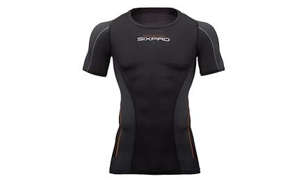 大胸筋をトレーニングし、強く美しい胸元へ Training Suit(トレーニングスーツ)Short Sleeve Top(ショートスリーブトップ)