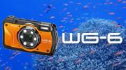RICOH/リコー WG-6 防水コンパクトデジタルカメラ