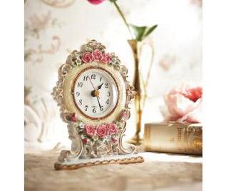 ローズ置時計V