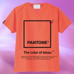 PANTONEの医療スクラブ