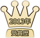 2013年受賞歴