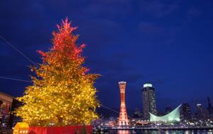 日本のクリスマス産業の発祥は神戸