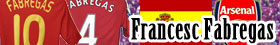フランセスク・ファブレガス