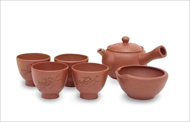 煎茶道具イメージ
