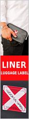 LUGGAGELABEL LINER
