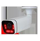赤外線照射機能付 ダミーカメラ