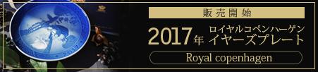 2017年 イヤーズプレート