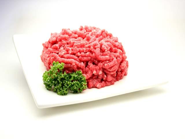 牛粗挽き肉