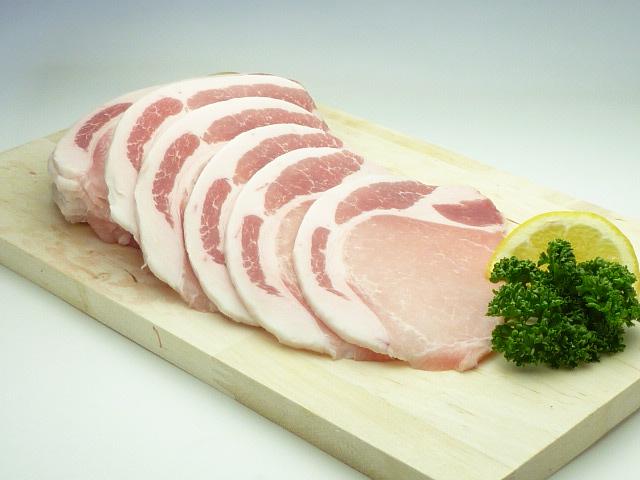 冷凍豚ロース